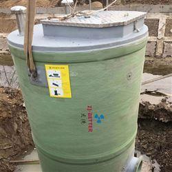 国产地埋式一体化泵站