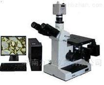 4XC-W电脑三目金相显微镜
