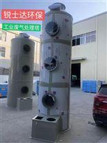 喷淋塔式水膜脱硫除尘器
