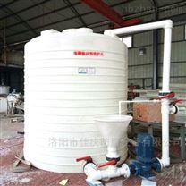 10m³外加剂储罐  复配循环罐