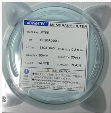 东洋聚四氟乙烯0.2um孔径PTFE过滤膜