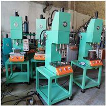 五金配件铆压成型机  精密单柱油压冲边机