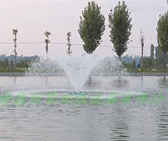 人工湖喷泉曝气机