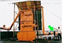 旋风反吹袋式除尘器内部构造图 一体式