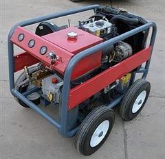 柴油机驱动下水道疏通机