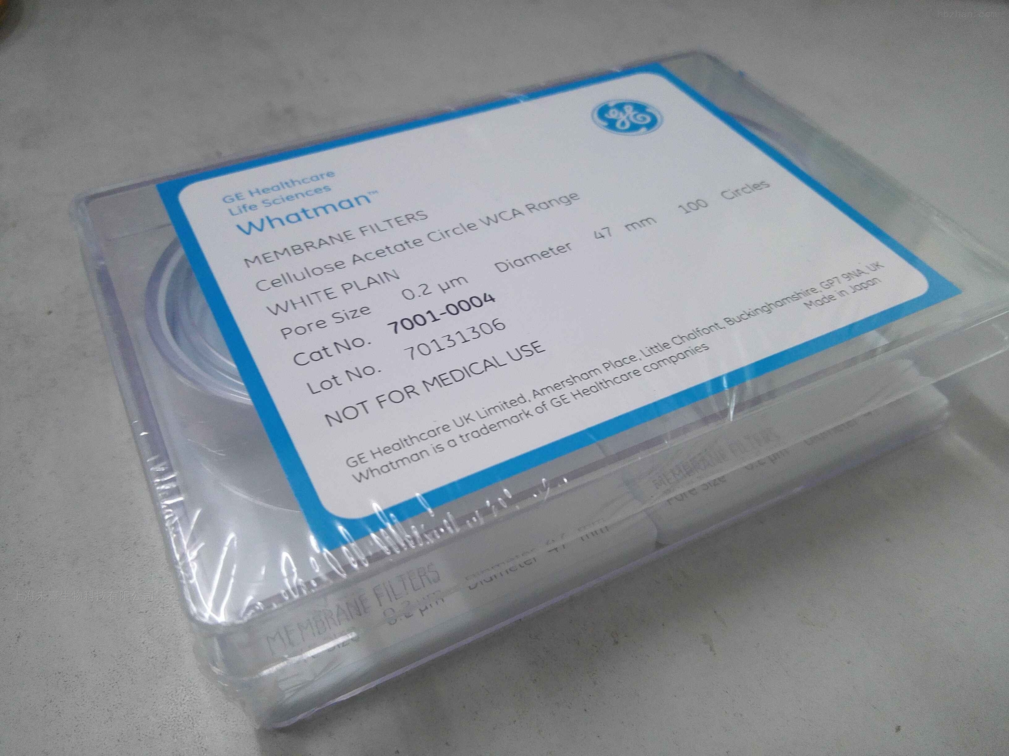 沃特曼whatman微孔醋酸纤维素膜0.2um滤膜