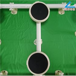 215球冠型曝气器|膜片微孔曝气头