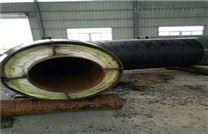 晋中耐高温钢套钢蒸汽保温管大量销售