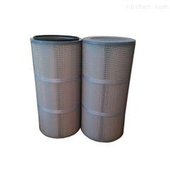 防静电除尘滤筒 粉尘滤芯除尘器滤筒