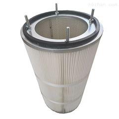 齐全防静电阻燃滤筒除尘滤芯350*660