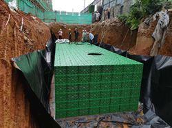 雨水收集再利用系统设计说明