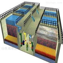 脱氮除磷BAF曝气生物滤池