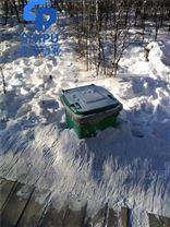 120L240升塑料四色分类桶可回收其他垃圾