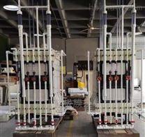 DD-5000型扩散渗析浓缩酸碱制备回收系统