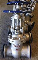 Z61W对焊楔式闸阀
