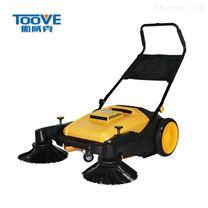 手推无动力机械传动扫地机,手动树叶扫地车