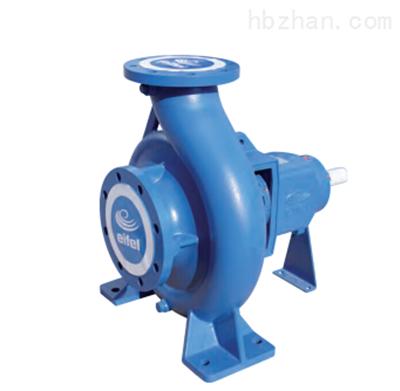 清水立式管道泵