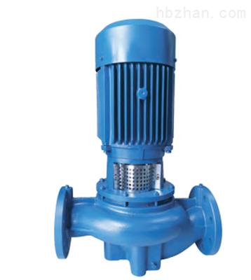 EGM单级管道离心泵