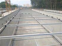 SL桁车式刮泥机主要由哪些结构组成