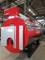 永兴直销卧式4吨低氮冷凝燃气蒸汽锅炉