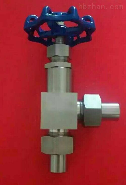 角式焊接截止阀
