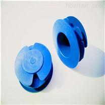 现货供应不锈钢管外扣式塑料管帽封头