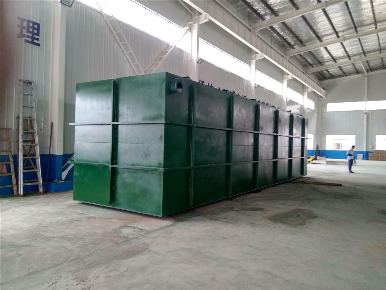食品厂废水处理装置治理方法