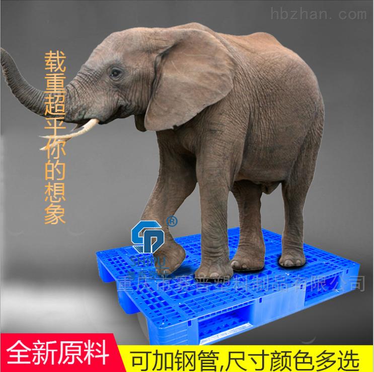 1210网格川字塑料托盘仓库叉车板 贵阳厂家