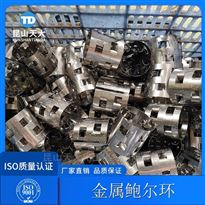 合成氨脱碳塔散堆填料DN100不锈钢鲍尔环