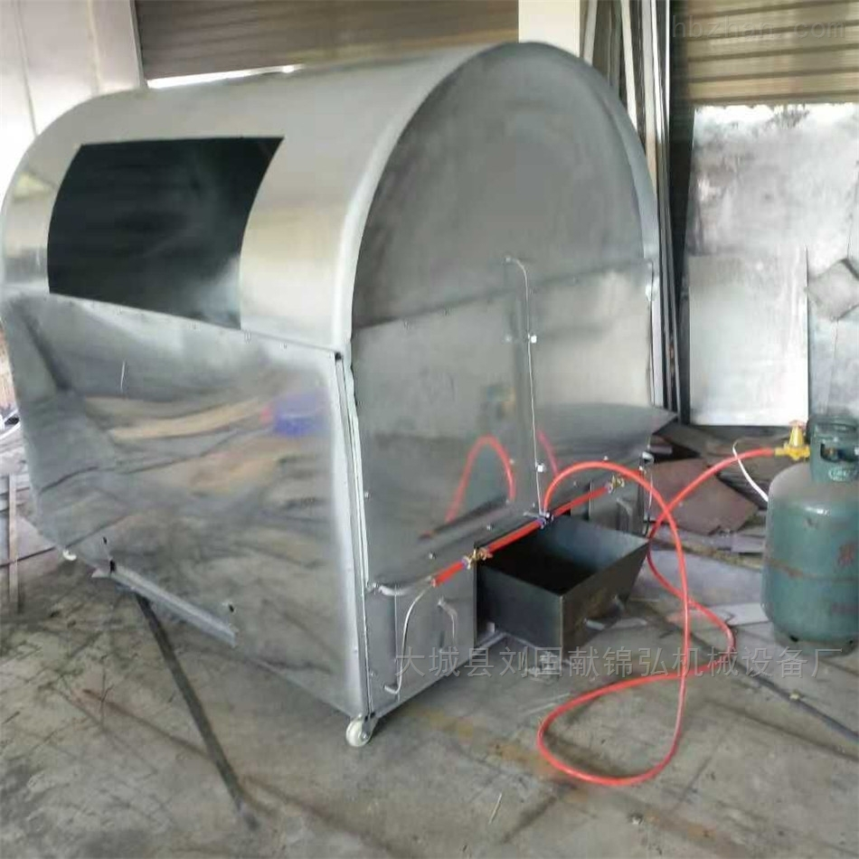 泡沫液化气烤箱燃气化坨机