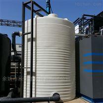 1000L塑料雨水桶/1吨pe抗旱水箱/家庭水塔