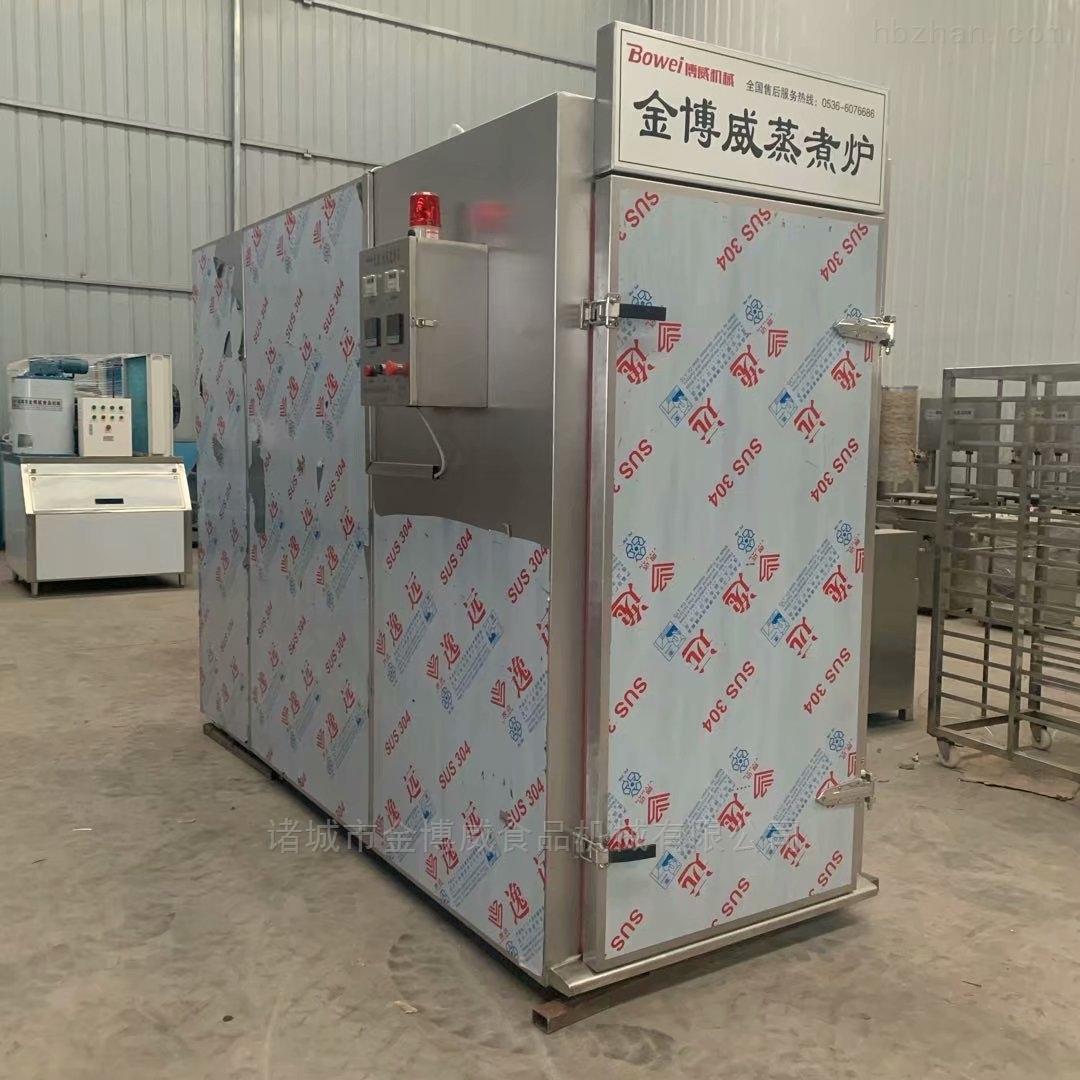 大型商用控温控时蒸箱及配套设备