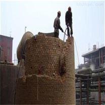 榆林烟囱拆除公司-专业拆除烟囱公司