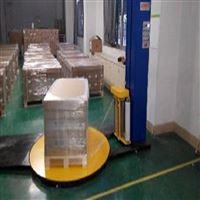 加工订做自动缠绕膜机服装裹膜包装机