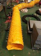无锡环保除尘伸缩式帆布布袋厂家