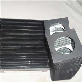 耐高温伸缩激光切割机风琴防护罩