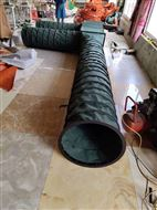 耐酸碱散装除尘输送帆布布袋