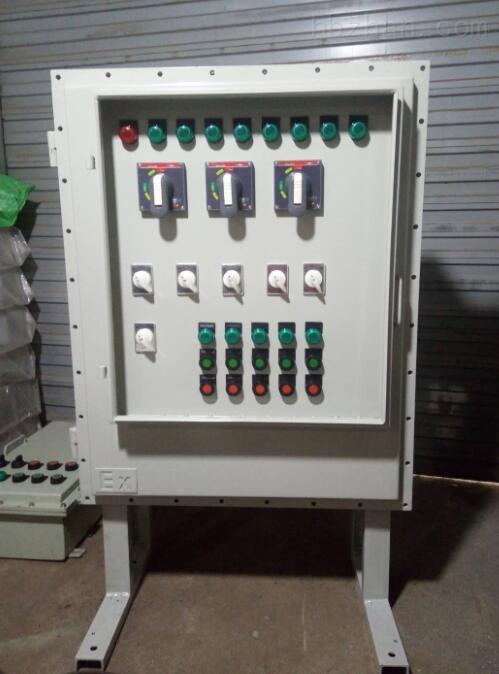 燃气设备用防爆控制仪表箱