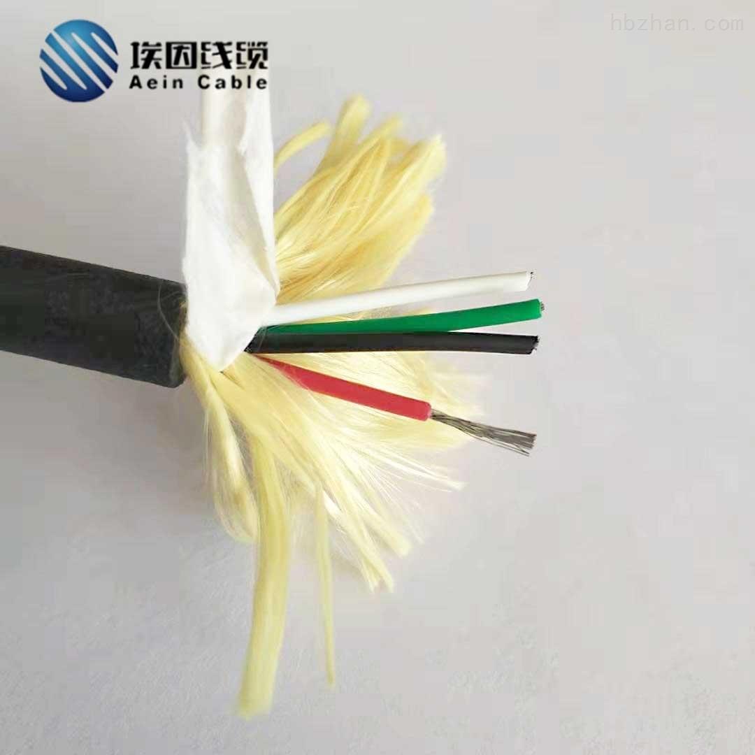 国产TPE护套无卤动力欧标认证拖链电缆