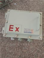 BJX钢制防爆接线箱