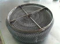 丝网除雾器 惯性碰撞 气体上升 金属丝