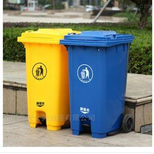 多麦临安分类塑料垃圾桶供应