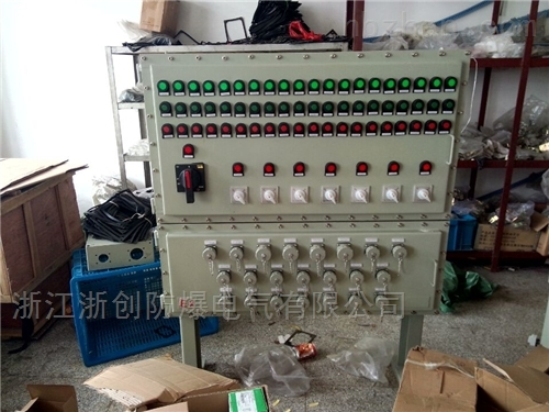 160KW软启动防爆控制箱