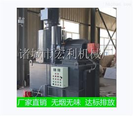 wfs-150医院垃圾高温热解气化炉无烟无味达标排放