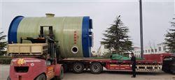 六安一体化污水提升泵站总设计说明