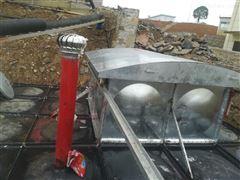 建湖消防泵站给水箱池
