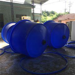 养殖桶尖底养殖塑料圆桶