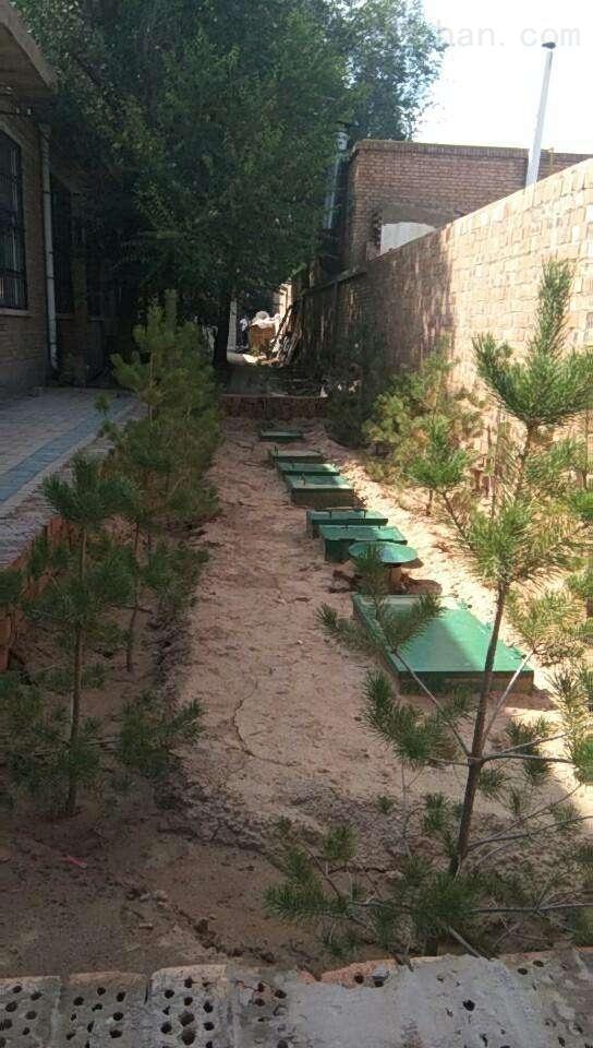 兰州市地埋式食品污水处理设备