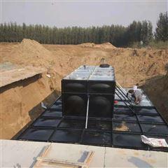 地埋装配式不锈钢复合水箱