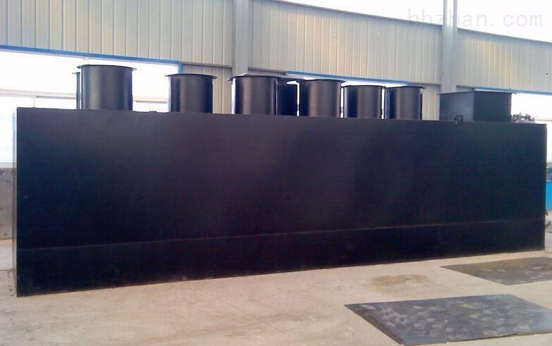 德令哈市屠宰厂污水处理设施